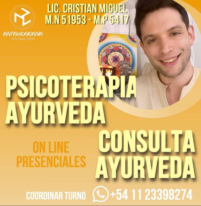 Psicología y Terapias Holísticas