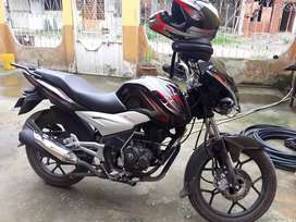 Se vende moto Discover st-125 como nueva