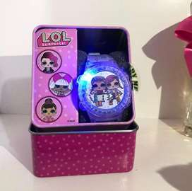 Reloj LOL Surprise con luces!
