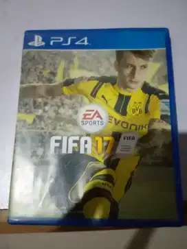 Vendo o cambio juegos para ps4 - UNCHARTED 4 y FIFA2017