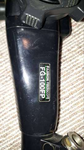 Fibro endoscopio Fujinon + Fuente