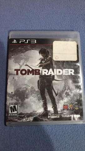 Tomb Rider para Ps3