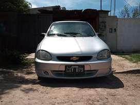 Chevrolet Corsa 1999 GNC
