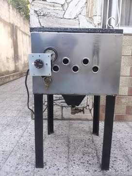 Freidora automatica