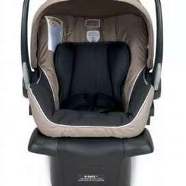 Silla de bebe para carro Britax