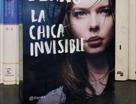 Libro original La chica invisible