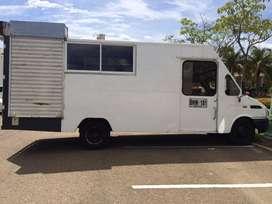 food truck o veterinaria ivecco
