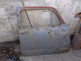 Vendo o permuto Puertas Fiat 600