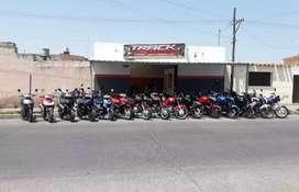 Venta de motos usadas (recibimos tarjetas)