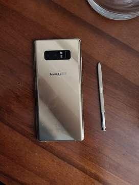 Samsung galaxy note 8 10/10