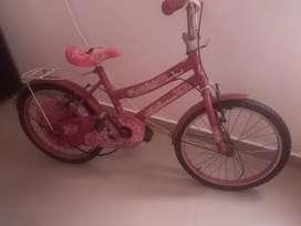 Bicicleta para niña #20
