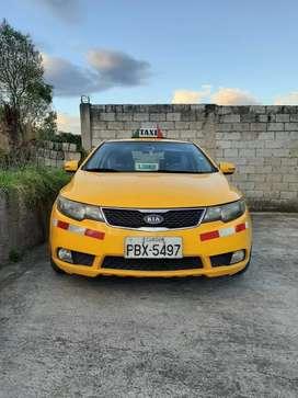 Kia Cerato Forte Taxi
