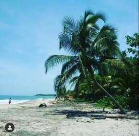 Se Vende Terreno con Frente Playa en Palomino, La Guajira