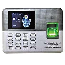 Biometricos de Tiempo Y Asistencia Promo