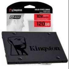 """ESTADO SOLIDO 120 GB KINGSTON A400 """"ENVIO GRATIS, PAGO CONTRAENTREGA"""""""