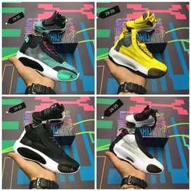 Tenis Nike Jordan 34 niños