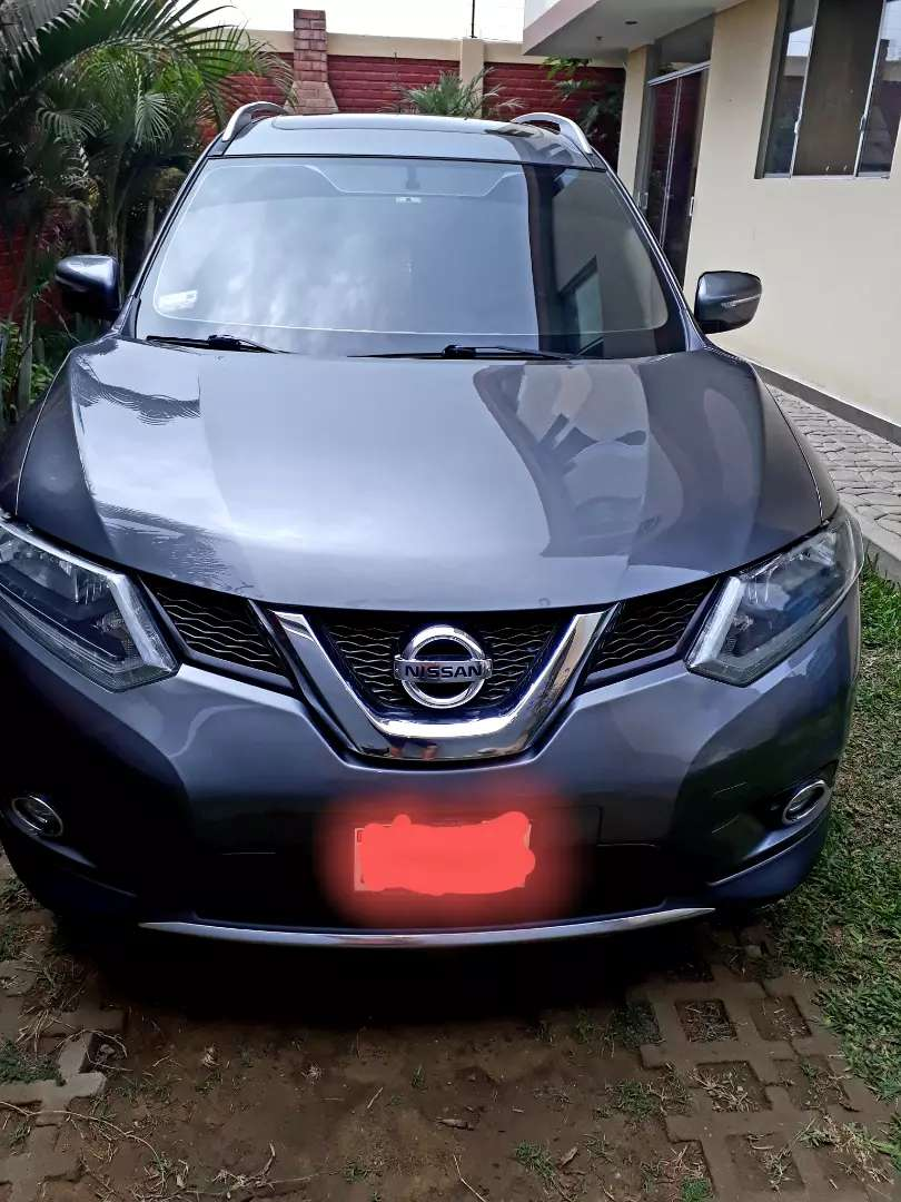 Nissan xtrail full equipo 2016