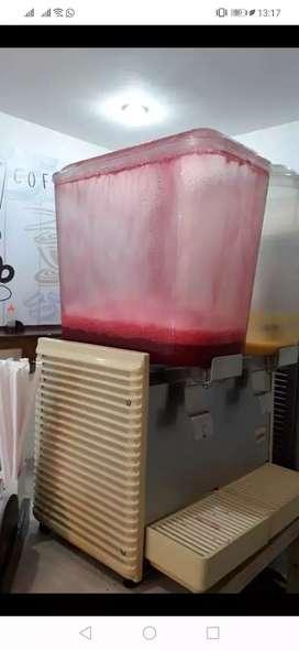Maquinas enfriadora dispensadora de jugos