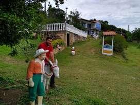 Finca En El Sector De Pradilla Vereda Las Palmas