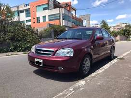 Chevrolet Optra Limited año 2007