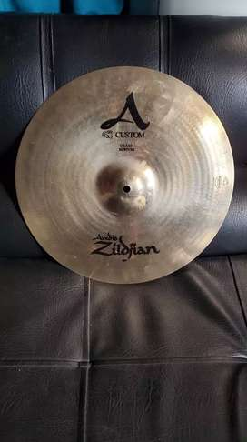 Crash zildjian A custom