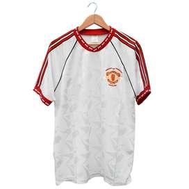 Camiseta Retro Alternativa Manchester United 1991