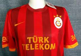 camiseta de futbol nike club galatasaray el campeon de turkia