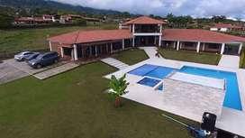 Hermosa finca lago calima alquiler habitación  5 personas y piscina
