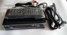 Decodificador TDT  Wifi Full  HD todos los tv nuevos y tradicionales