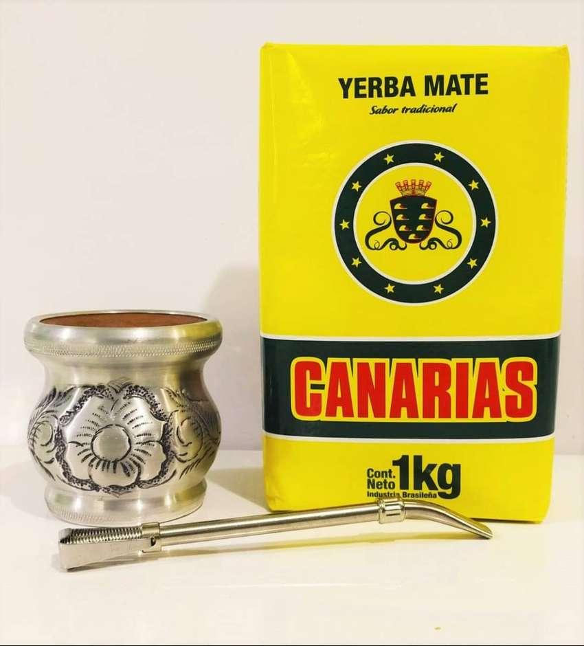 Venta Kit Matero Argentino para tomar Yerba Mate #342-44 0