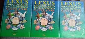 Vendo Disccionarios LEXUS