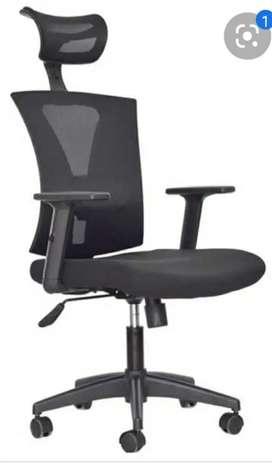 Se vende silla ergonómica presidente