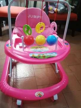 CAMINADOR Jumpy para niña