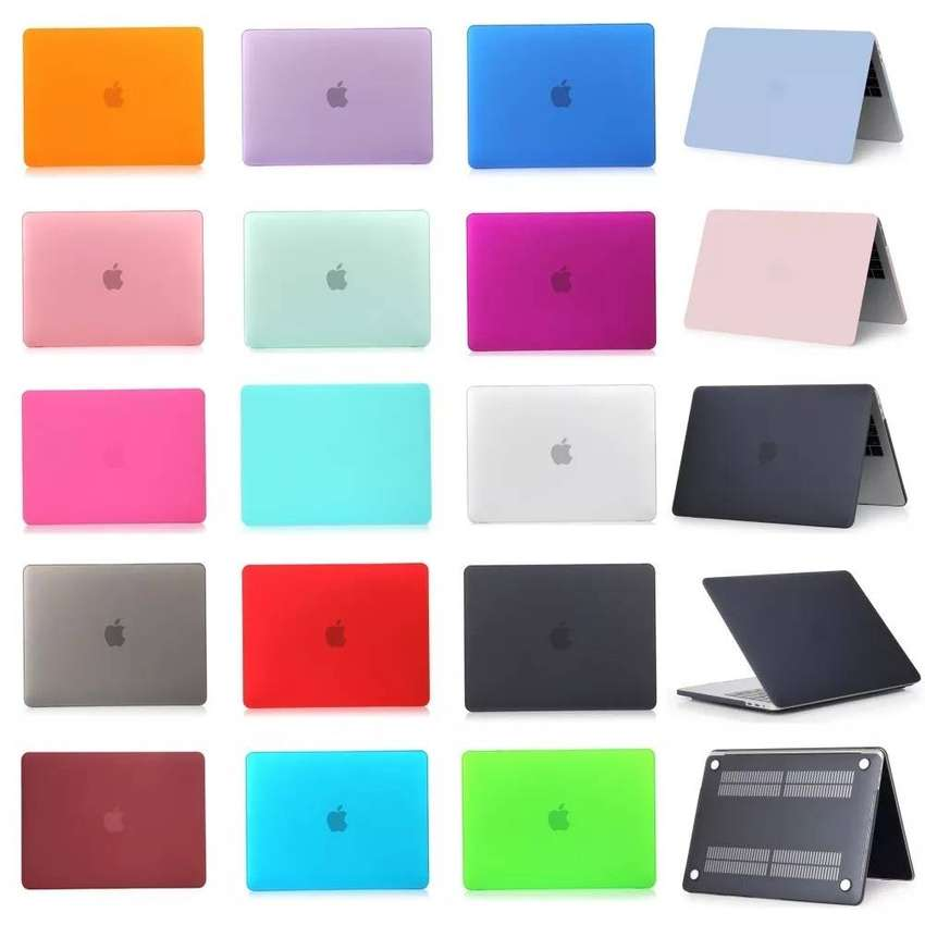 Macbook Pro 13 Touch Bar Carcasa Protector Case Color Mate 0
