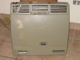 Calefactor orbis calorama 5700 cal/h tiro balanceado