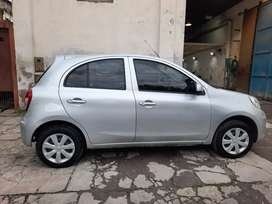 Vendo Nissan March Visia Impecable!