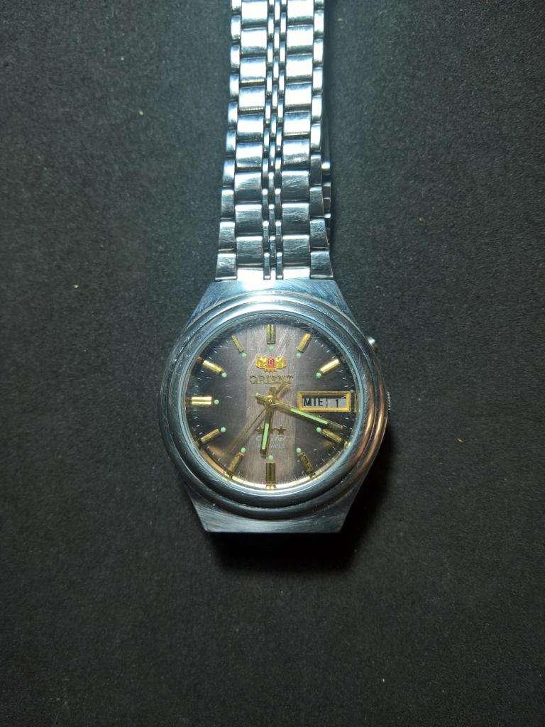 Reloj pulsera Orient Hombre. Automatic. Excelente estado. 0