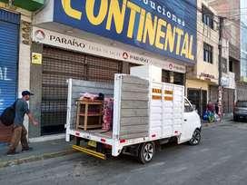 Camioneta para taxi carga y mudanzas en Trujillo