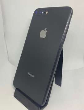 Iphone 8 plus de 64 gb negro