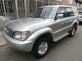 Aro de Toyota Prado 16