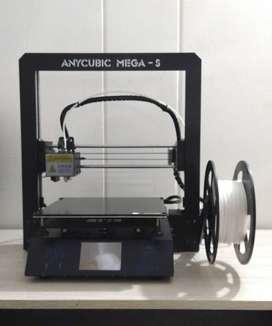 Impresora 3D - ANYCUBIC I3 Mega S