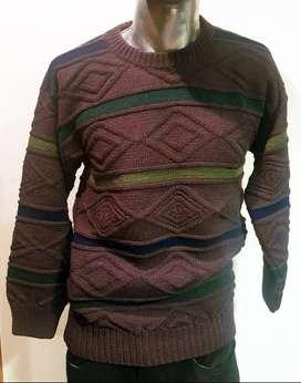Sweater hombre sueter lana. 2 x $2000