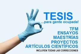 ASESORIA DE TESIS Y PROYECTOS.