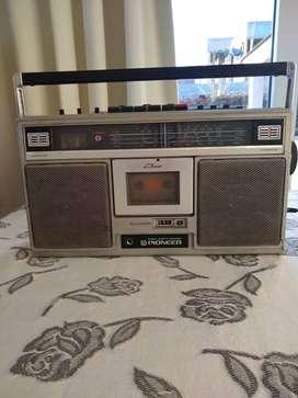 Radiograbador Pioneer FCC DATA MODEL N SK-1a