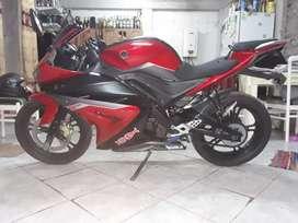 Zanella 250cc liquido