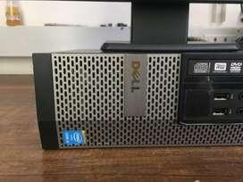 """COMPUTADOR CORE I5 DELL - HP- LENOVO 4TA GENERACION - LCD 19"""" - 4GB - DISCO DURO 500GB"""