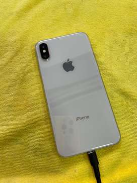 Iphone x blanco 64 gigas