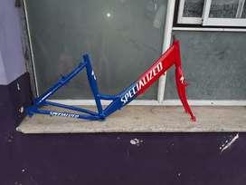 Vendo cuadro de montain bike. Aluminio