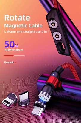 Cable magnético para cargadores!!! OFERTA!