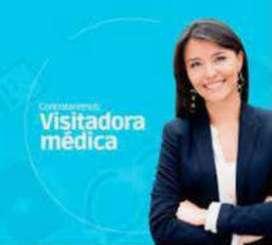 Visitador de Médicos